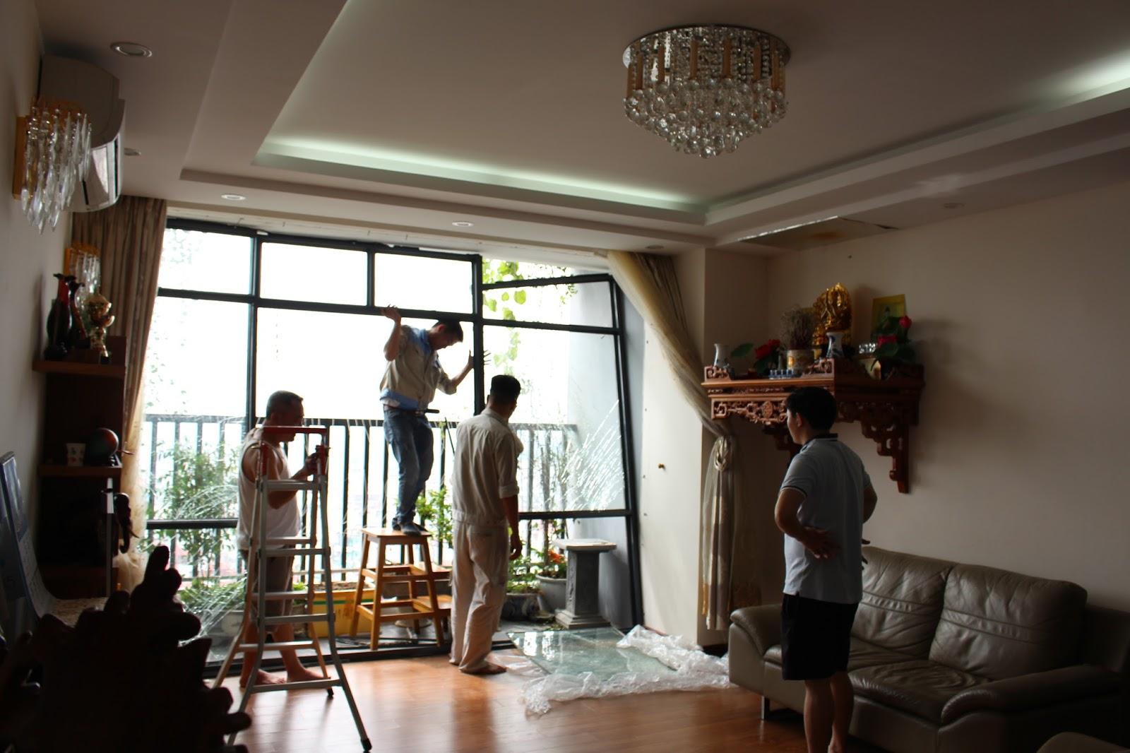 Dịch vụ cải tạo sửa chữa nhà tại Nội thất Tân Đại Minh