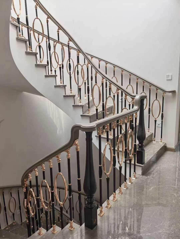 Song cầu thang - con tiện cầu thang XW 54